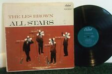 DAVE PELL THE LES BROWN ALL STARS 1955 Vinyl EX LP Jazz Mono Capitol