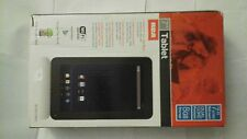 """7 """" tablet  RCA  RCT6378W2  black 8GB , android  4.2x  jelly  bean"""