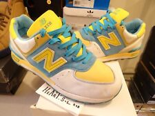 RARE NB New Balance M576TNRY Concepts SIZE 13 Colab White Sax Blue Yellow 2007