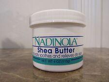 NADINOLA SHEA BUTTER 4 OZ JAR BUY ONE GET ONE FREE