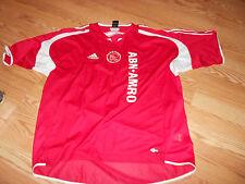 ABN-AMRO adidas Ajaz Amsterdam jersey XL red