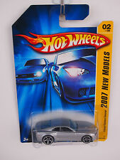 HOT WHEELS 2007 NEW MODELS CHEVY CAMARO CONCEPT 002/180