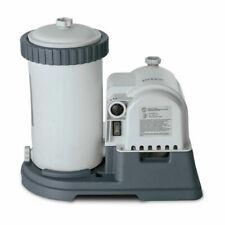 Intex 28633EG 2500 GPH Above Ground Swimming Pool Cartridge Filter Pump System..