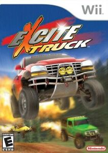 Excite Truck - Nintendo  Wii Game