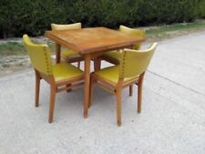 G Plan with 4 Seats Table & Chair Sets