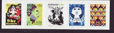 Denmark 2018 MNH - Bjorn Wiinblad Centenary - Art -  set of 5 stamps