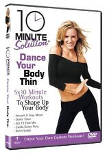 10 Minute Solution  Dance Your Body Thin [DVD]