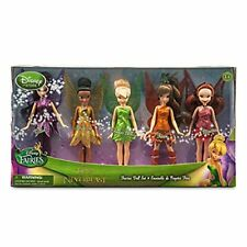 Fairies Mini Doll Set Legend of the beast Tinker Bell Rosetta Iridessa Vidia Faw