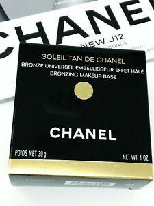 CHANEL Soleil Tan De Chanel - Bronze Universel Bronzing Makeup Base NEW BOXED