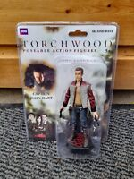 "TORCHWOOD SERIES 2 CAPTAIN JOHN HART 5"" ACTION FIGURE DR WHO BBC TV BRAND NEW!"