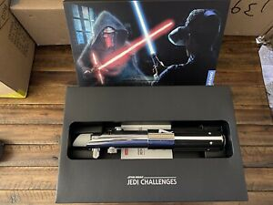 Star Wars Lenovo Jedi Challenges AR Headset With Lightsaber Controller