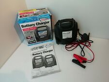 Streetwize Fully Battery Charger 6/12Volt 4Amp Car Motorcycle