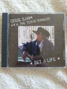 Doug Sahm A.K.A. The Texas Tornado - Get A Life - CD (1998)