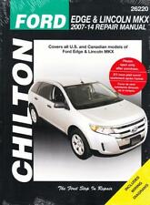 2007 2011 2012 2013 2014 Ford Edge & Lincoln MKX Chiltons Repair Manual 2754
