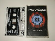 MAYDAY - The Sonic Empire COmpilation MC 2 - cassette tape /747