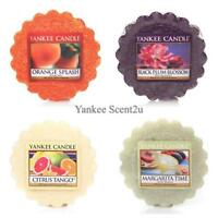 Yankee Candle Wax Tart Melt FRUIT Fragrances VARIETY