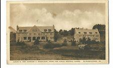 Old Postcard Eisenlohr Home For Girls Masonic Homes Elizabethtown PA