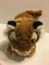 "Wild Republic Tiger Cat  10"" Plush Stuffed Animal"