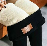 Lambs Wool CASHMERE Lined Leggings. SOFT , WARM & COMFY!
