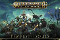 Games Workshop - Warhammer Age of Sigmar - Tempest of Souls Starter Box 80-19