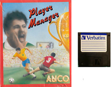 """PLAYER MANAGER : floppy disc 3,5"""" Commodore Amiga backup game disk (READ BEFORE)"""