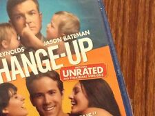 The Change Up Blu Ray Dvd Combo Pack