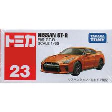 Takara Tomy Tomica #23 Nissan Skyline GT-R R35 1/62 Diecast Toy Car JAPAN
