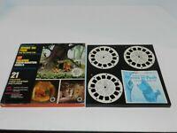 Winnie The Pooh Honey Tree GAF Talking View Master Reels Box Set AVB362