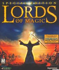 LORDS OF MAGIC SPECIAL EDITION +1Clk Windows 10 8 7 Vista XP Install