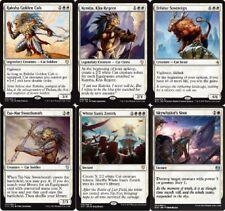 Cat Life Gain Deck #2  - Raksha - Healer Pride - MTG - Magic Gathering  60 Cards