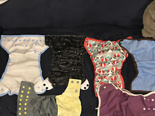 New ListingMixed Lot 6 Oddball Cloth Diaper Covers