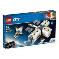 LEGO 60227 Lunar Space Station CITY Brand new & Sealed AU SELLER