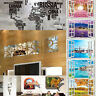 Fashion New 3D Wall Stickers Acrylic DIY Childrens Home Decals Art Mural Mirror