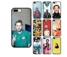 Post Malone Silicone Phone Case iPhone 11 Pro X XS XR Max 8 7 6 Plus 5 Samsung