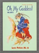 Oh My Goddess! Vol 2: Love Potion No 9 Manga by Kosuke Fujishima Fantasy Romance