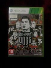 Xbox 360 Console Game - Sleeping Dogs