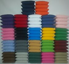 2 Sets Of 8 Regulation Top Quality 21 Colors Cornhole Bean Bags Free Shipping