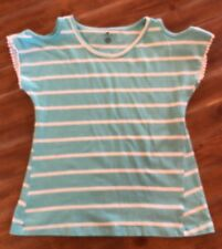 Girls ~ One Step Up ~ Blue Top ~ Size Large 14/16