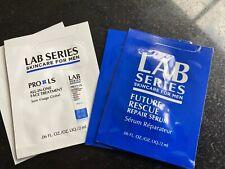 Lab Series Face Treatment x2 & Repair Serum x2 Brand New Sealed
