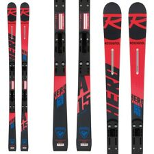 NEW 2019 Rossignol Hero Athlete GS Pro 165 Kids Jr Race Skis 19m w/ Look SPX 10