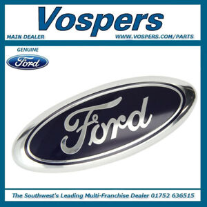 Genuine Ford Focus 2011 - 2019 Rear Tailgate Boot Badge. Brand New! 2086510