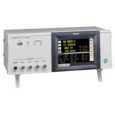 Hioki Im3533-01 Lcr Meter w/ freq sweep testing. 1 mHz - 200 kHz