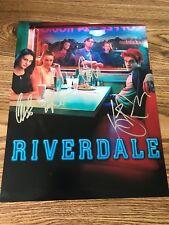 Riverdale Cast Autographed 11x14 Photo x4 Lili Camila Cole KJ