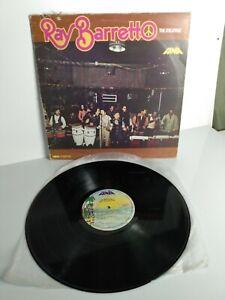 Vintage Ray Barretto El Mensaje Vinyl Album