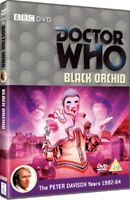 Neuf Doctor Who - Noir Orchidée DVD