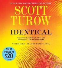 Audio book - Identical by Scott Turow   -   CD