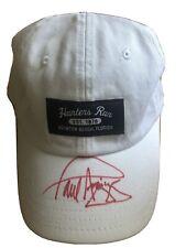 Paul Azinger autographed golf hat