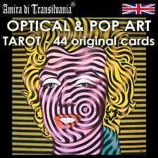 tarot card deck book guide rare vintage oracle sibyl cartomancy metaphysical set