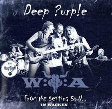 DEEP PURPLE - From The Setting Sun ... Live in Wacken 01.08.2013 ; 2CD ; Neu OVP