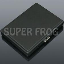 Cigarette Case Metal Super King Size Box Holder Cases Tobacco Long 20 Cigarettes